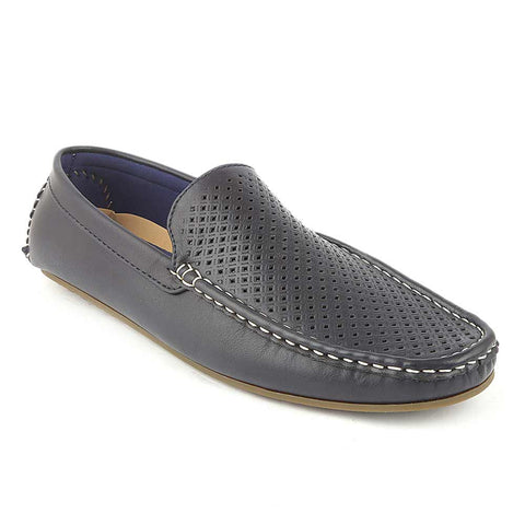 Men's Loafers Shoes - Blue - test-store-for-chase-value