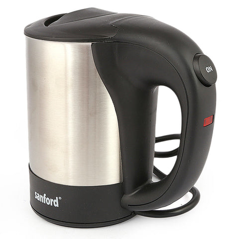 Sanford Electric Kettle - Black - SF1840EK - 0.5L