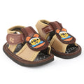 Newborn Sandal - Brown - test-store-for-chase-value