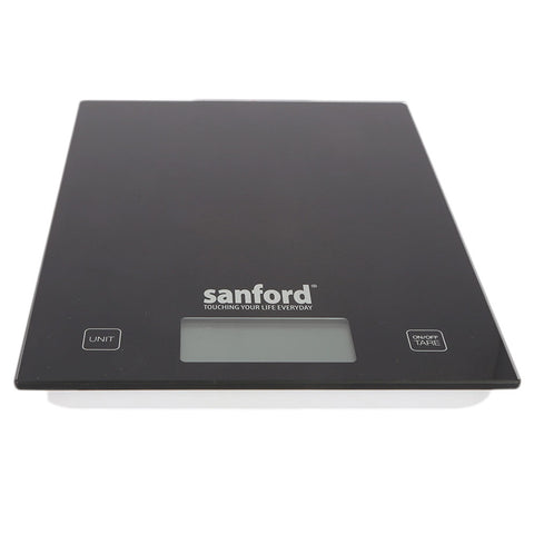 Sanford Kitchen Scale (SF1531KS) - Black