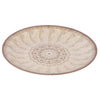 Melamine Deep Plate - Brown