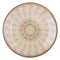 Melamine Rice Plate - Brown