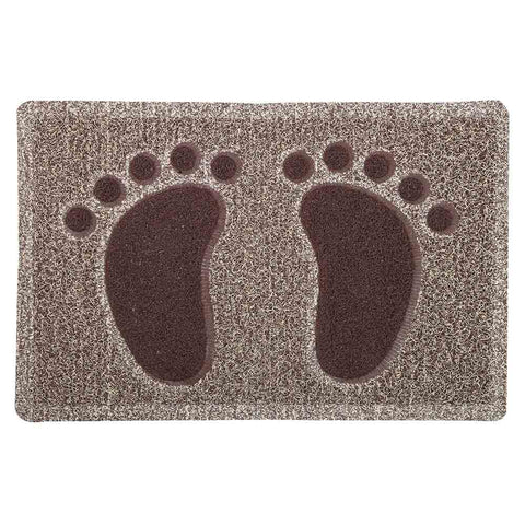 Grass mat Double Color 38x58 - Beige