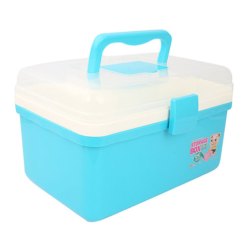 Multipurpose Storage Box (BL-1) - Blue