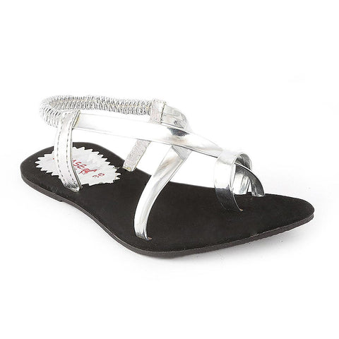 Women's Slipper  (033) - Silver