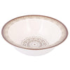 Melamine Large Bowl - Brown