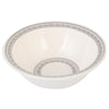 Melamine Sweet Bowl - Grey