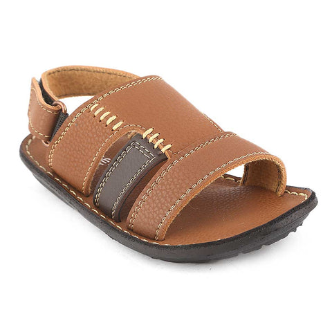 Boys Sandals (1013-A) - Mustard - test-store-for-chase-value