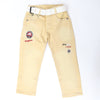 Boys Cotton Pant - Fawn