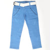 Boys Cotton Pant - Sky Blue