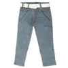 Boys Cotton Pant - Light Grey