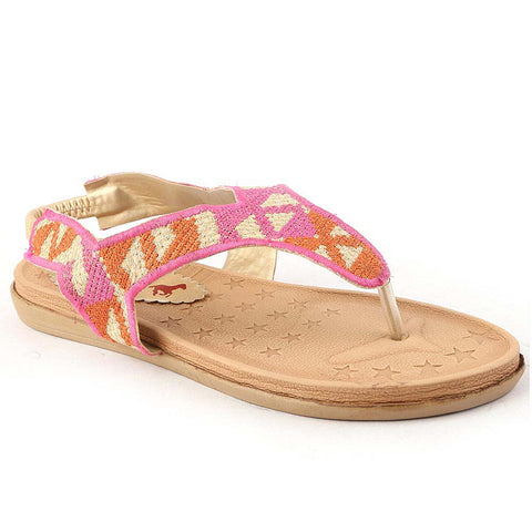 Women's Fancy Sandal (1086) - Pink