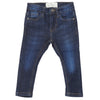 Eminent Girls Denim Pant - Dark Blue