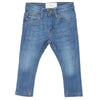 Eminent Girls Denim Pant - Blue