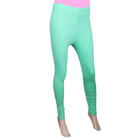 Women's Eminent Plain Tights - Green