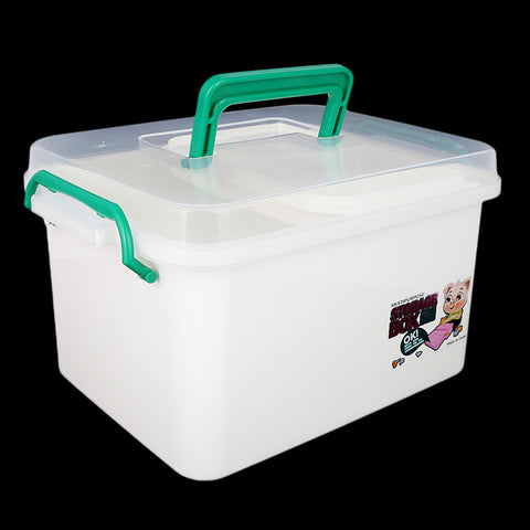 Multipurpose Storage Box (2684) - Green