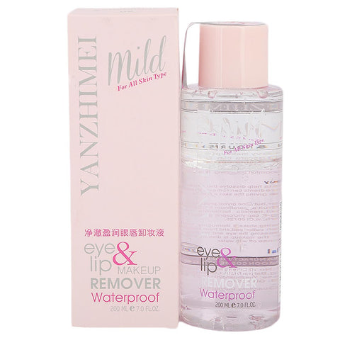 Yanzhimei Eye & Lip Makeup Remover WP - 200ml