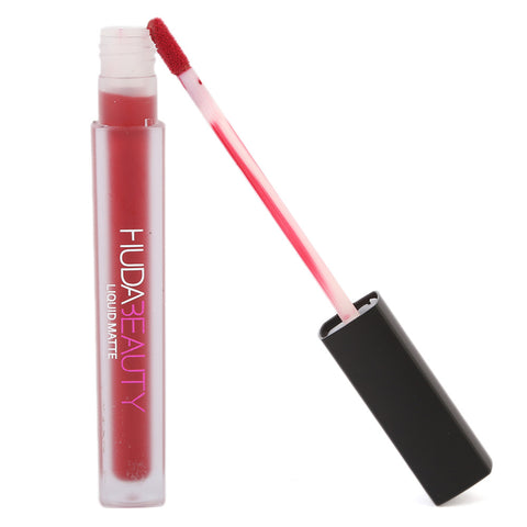 Huda Beauty Liquid Matte Lip Gloss (2164)