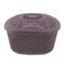 Multipurpose Basket With Cover - Purple