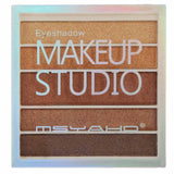 Msyaho Makeup Studio Eye-Shadow Palette 5 in 1 (YH375)