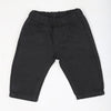 Newborn Boys Denim Pant - Black