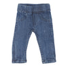 Newborn Boys Denim Pant - Blue