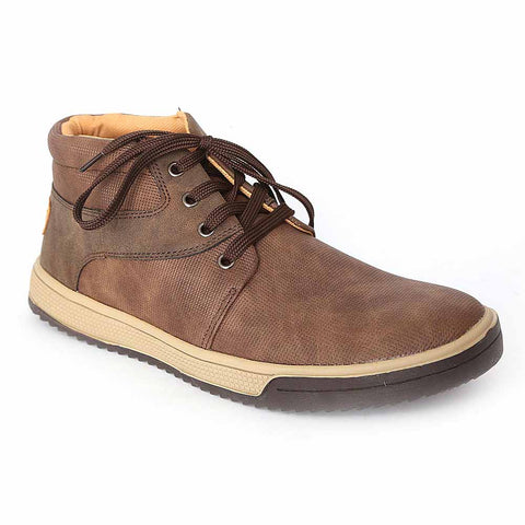 Men's Casual Shoes (Y2667) - Coffee