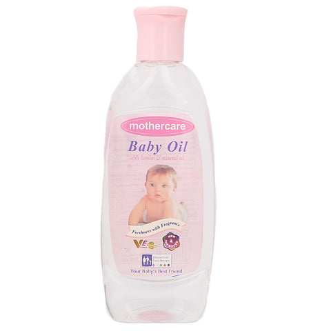 Mother Care Baby Oil 200ml