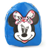 Girls Backpack (7572-A) Blue