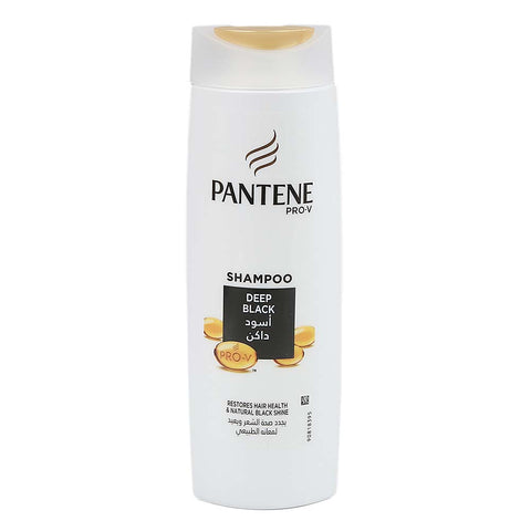 Pantene Deep Black Shampoo - 400 ML - test-store-for-chase-value