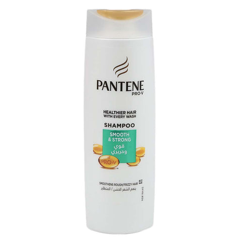 Pantene Smooth & Strong Shampoo - 400 ML - test-store-for-chase-value
