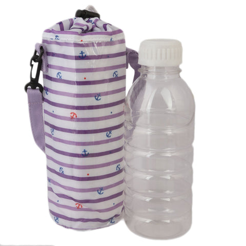 Bottle With Thermic Cover 398 - Purple
