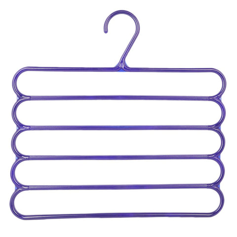 Trouser Hanger - Purple