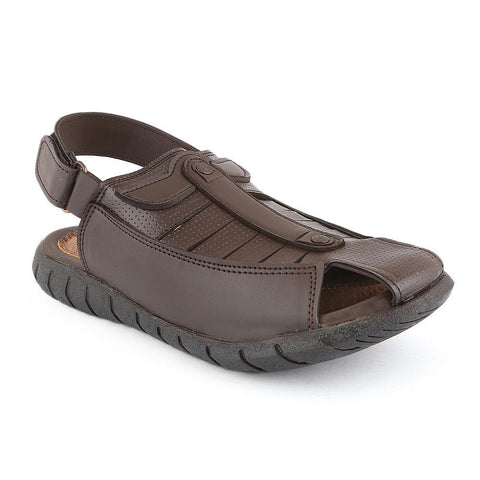 Men's Sandals (3304) -  Brown - test-store-for-chase-value