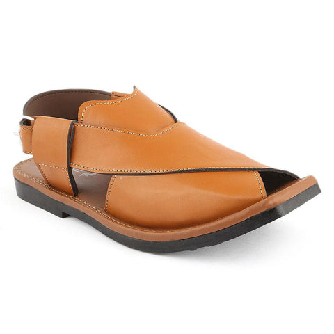 Men's Peshawari Sandals (1132) -  Mustard - test-store-for-chase-value
