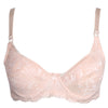 Women's Jersey Ring Bra - Peach