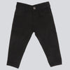 Girls Denim Pant - Black