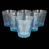 Pasabahce Deco Tumblers Glass 6 Pieces Set