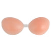 Silicone Bra For Women - Peach