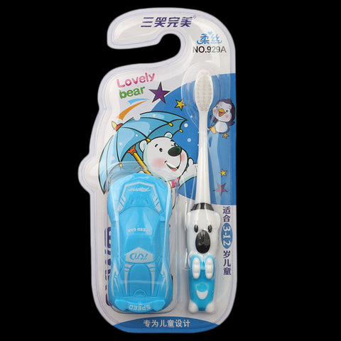 Toothbrush for Kids - Blue (929A)