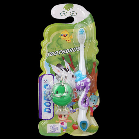 Toothbrush for Kids - Purple (2787)