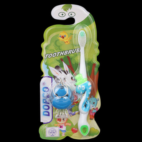 Toothbrush for Kids - Blue (2787)