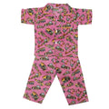 Boys Night Suit - Pink
