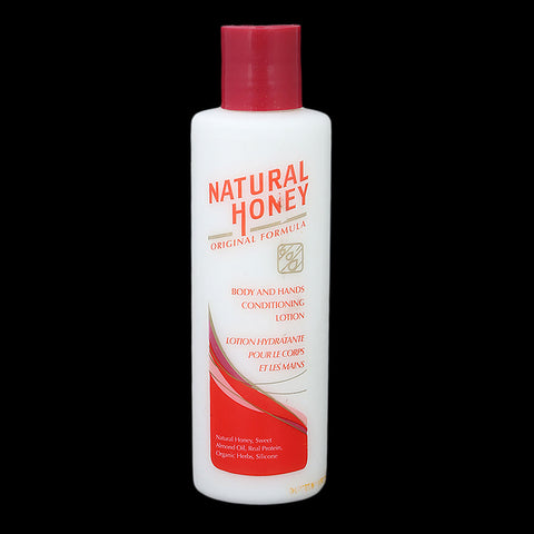 Natural Honey Body And Hands Conditioning Lotion 200ml