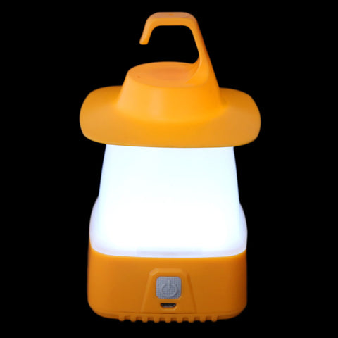 Sanford Rechargeable Mini Camping Light - Yellow