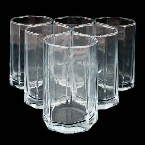 Nova Glass Lyra 6 Piece - 280ML