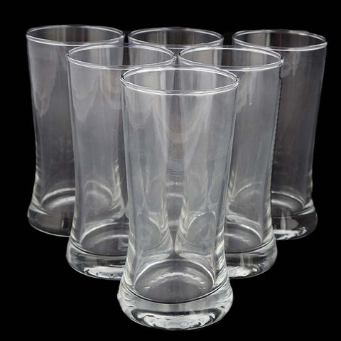 Nova Glass Capital 6 Piece - 280ML