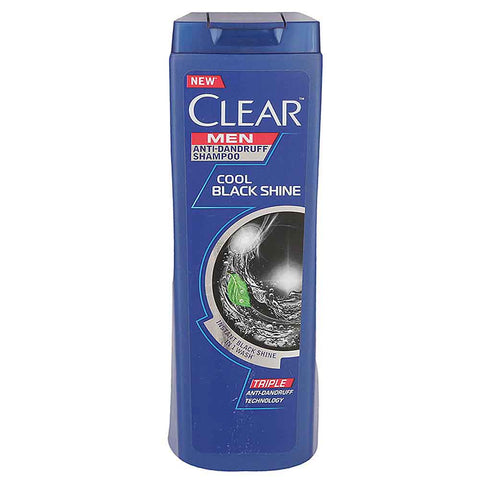 Clear Men Shampoo Black Shine 400ml
