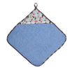 Kitchen Hanging Towel 13x13cm - Blue