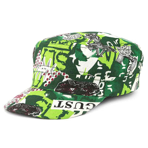 14th August Kid's Azadi Cap - Green - test-store-for-chase-value